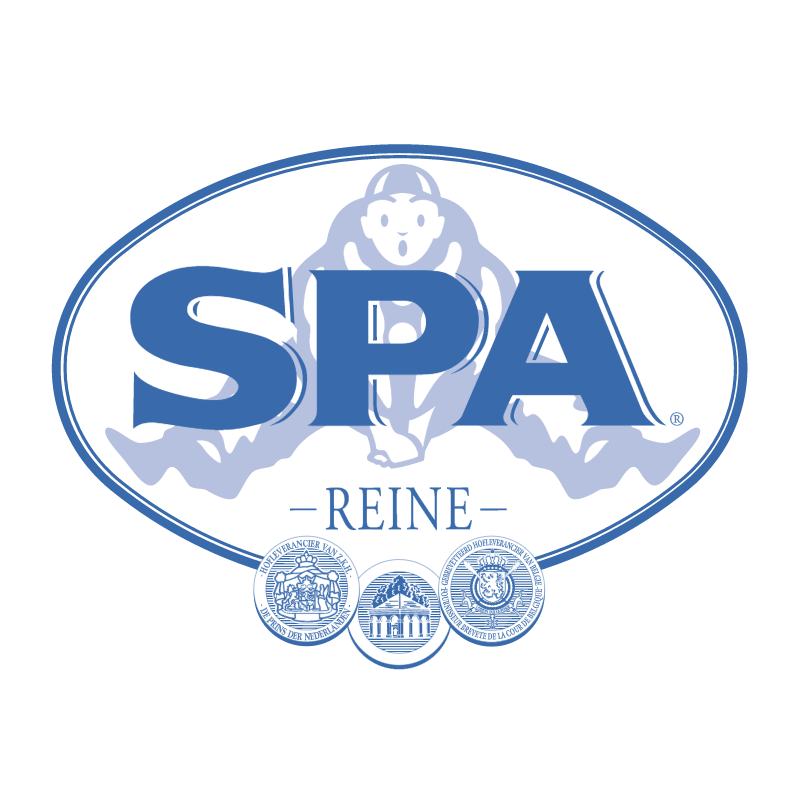 Spa Water Reine vector logo