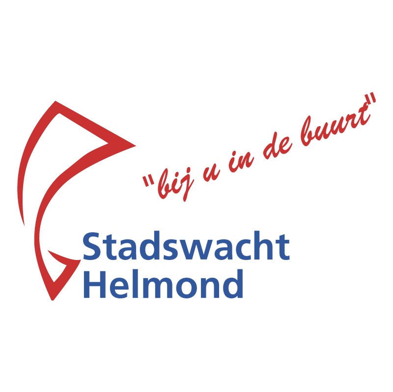 Stadswacht Helmond vector