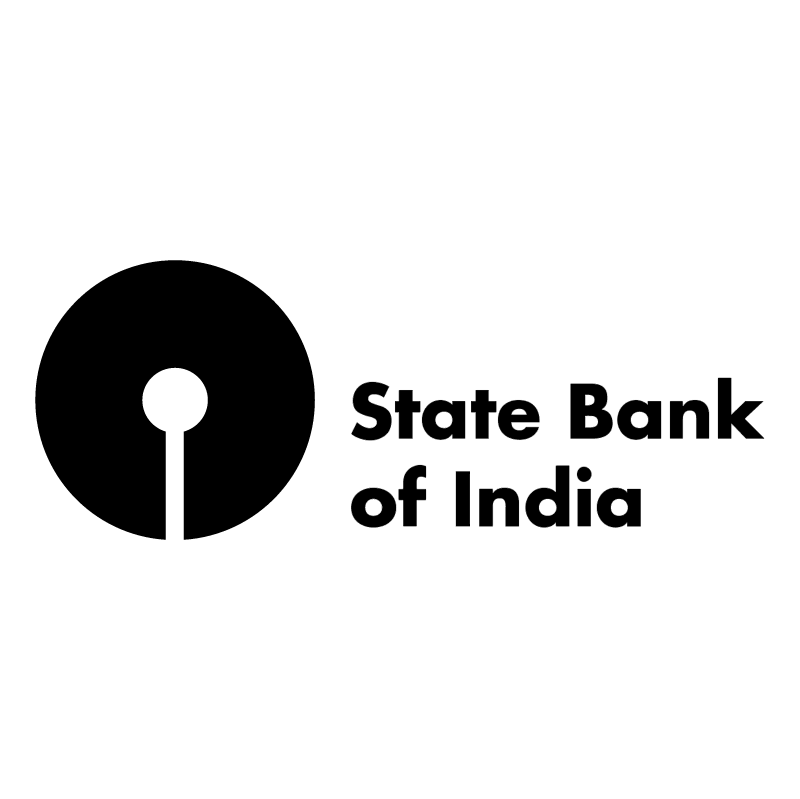 State Bank of India vector logo