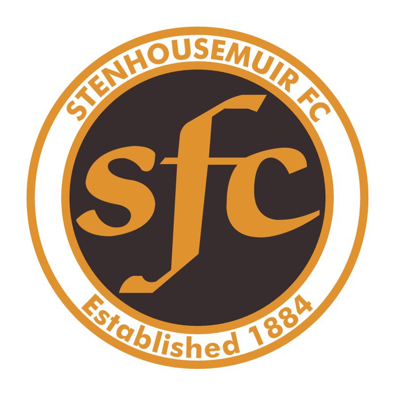 Stenhousemuir vector logo