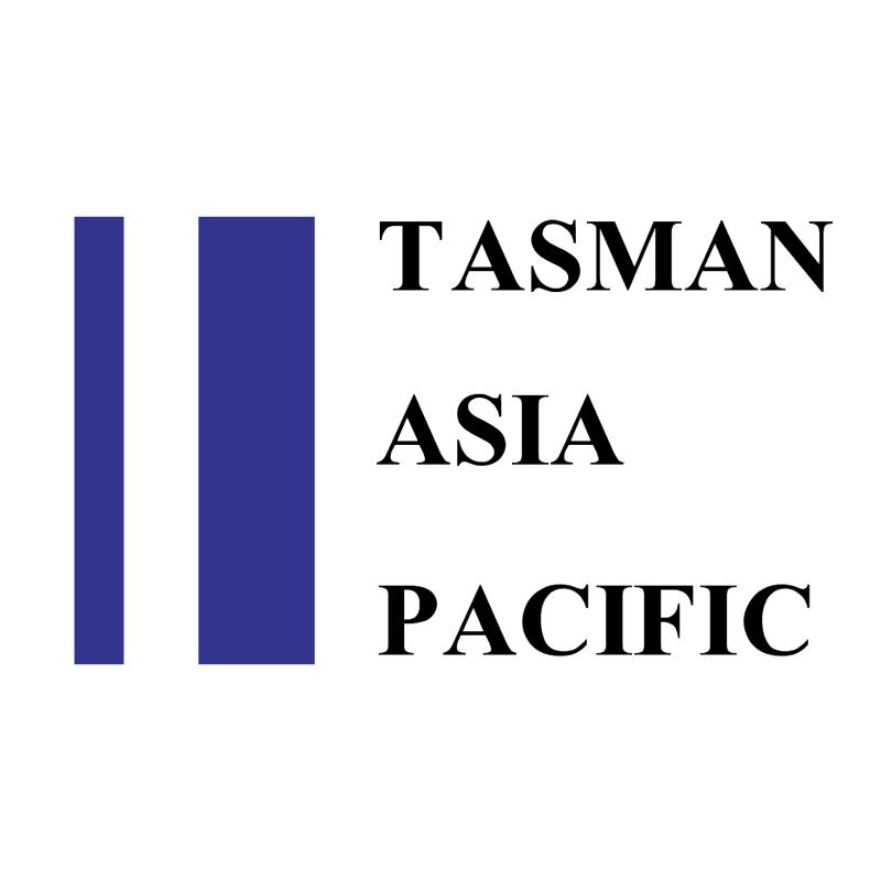 Tasman Asia Pacific vector logo
