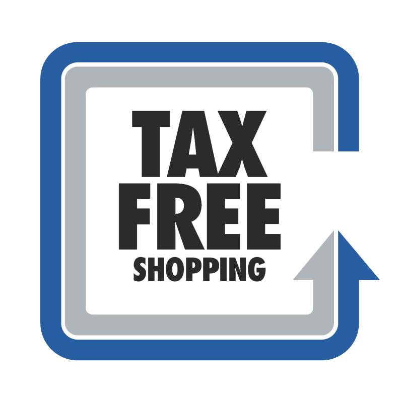 Tax Free Shopping vector