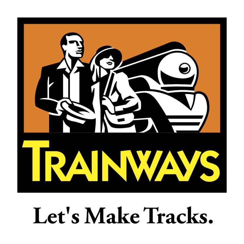 Trainways vector