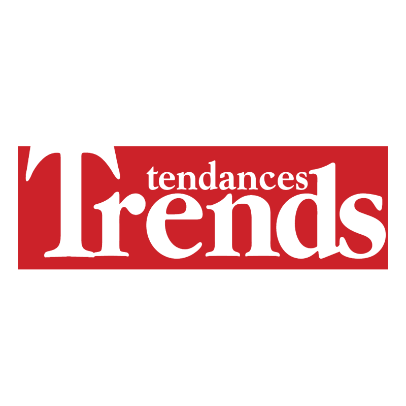 Trends Tendances vector