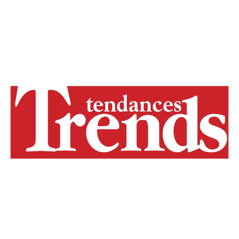 Trends Tendances vector