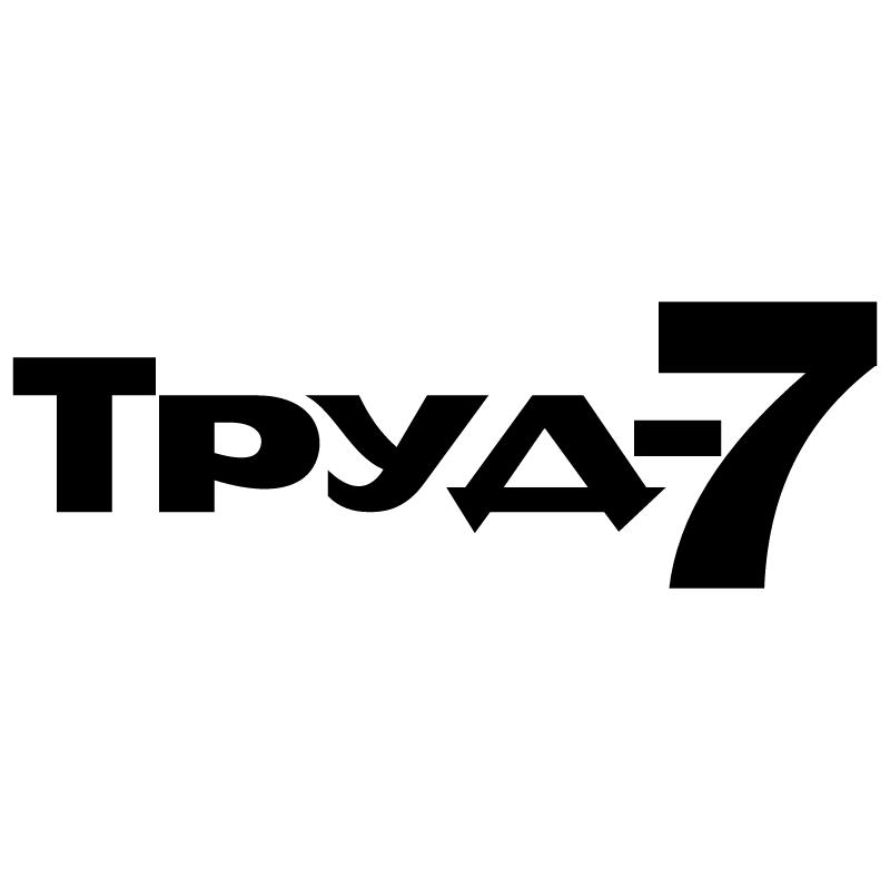 Trud 7 vector