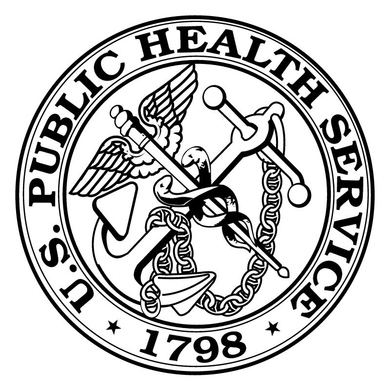 U S Public Health Service vector