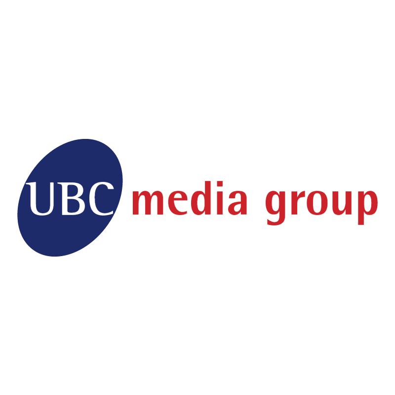UBC Media Group vector logo