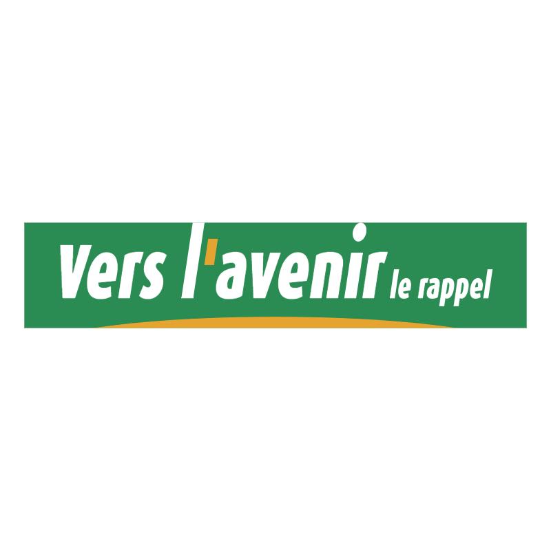 Vers L'Avenir vector