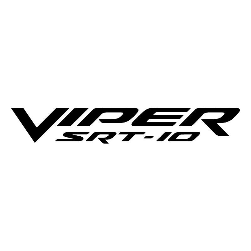 Viper SRT 10 vector