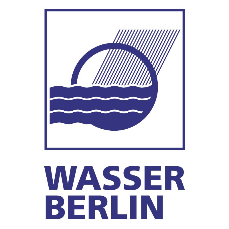 Wasser Berlin vector