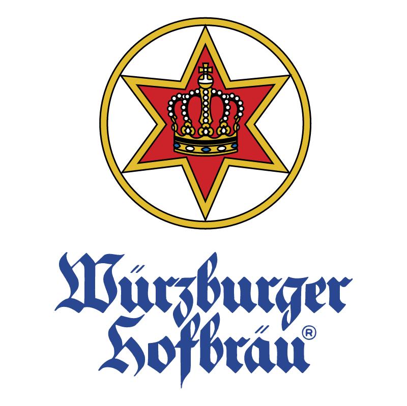 Wuerzburger Hofbraeu vector