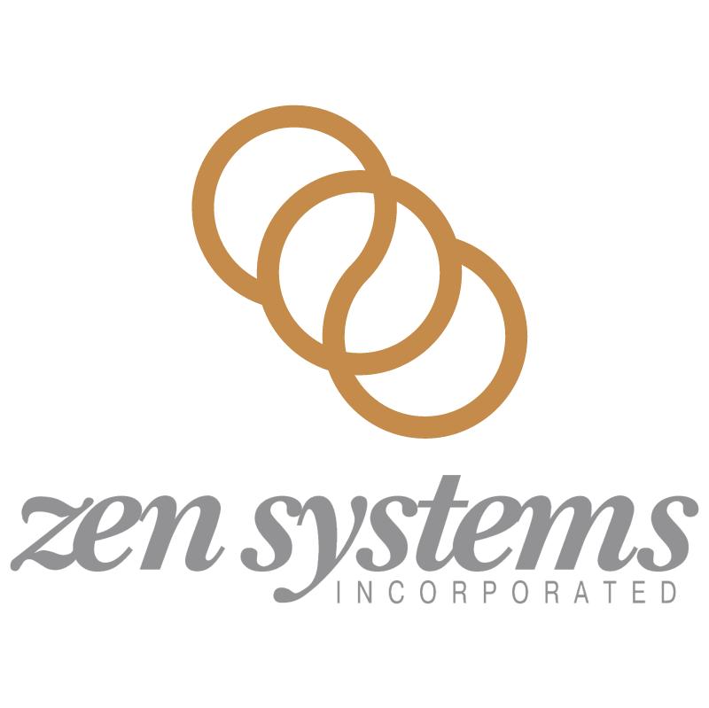 Zen Systems vector logo
