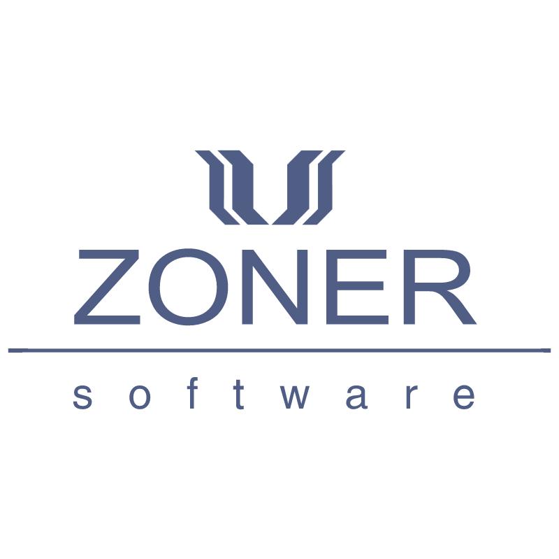 Zoner Software vector logo