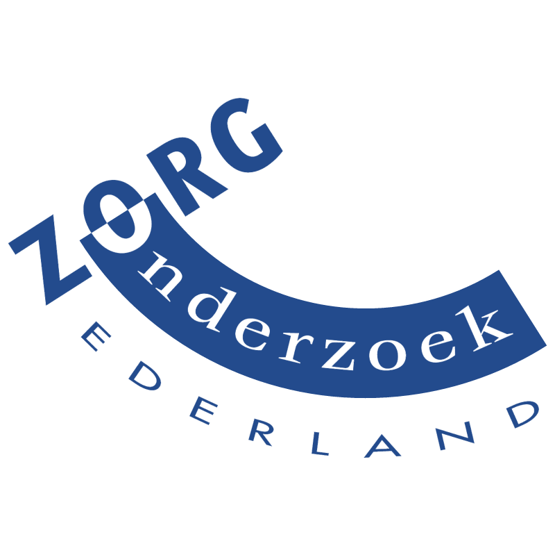 Zorg Onderzoek Nederland vector
