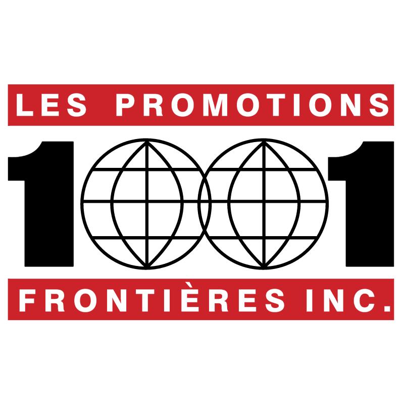 1001 Frontieres Inc vector