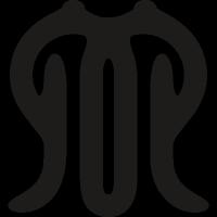 Kanagawa japan kanji vector