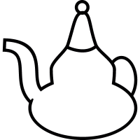 Religious symbol, IOS 7 vector