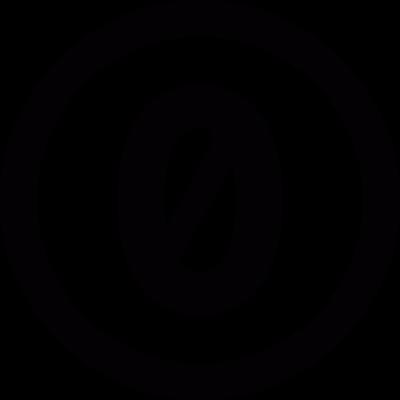 Zero Button vector logo