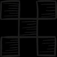 Xanga Draw Logo vector
