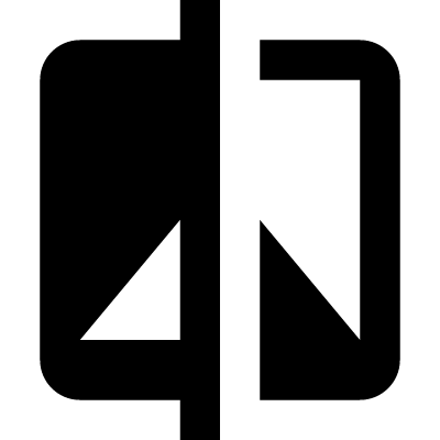 Square with Bar vector logo