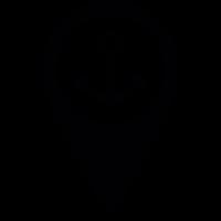 Port Sign vector