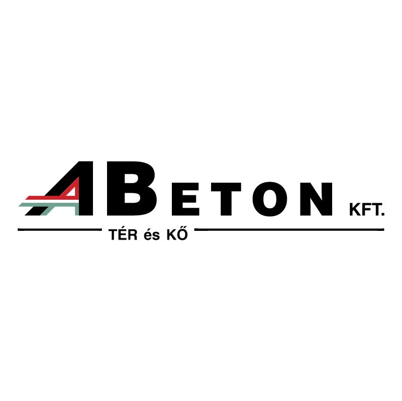 A Beton KFT vector
