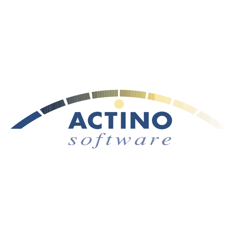 Actino Software vector