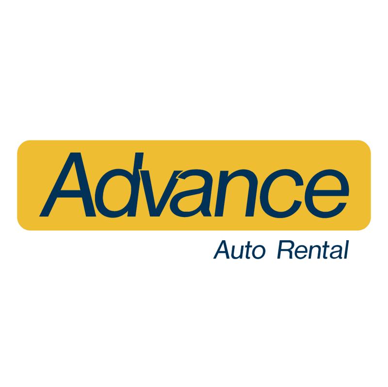 Advance Auto Rental 84707 vector