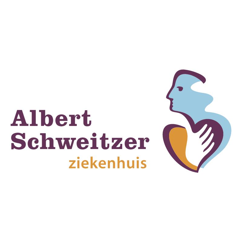 Albert Schweitzer ziekenhuis vector