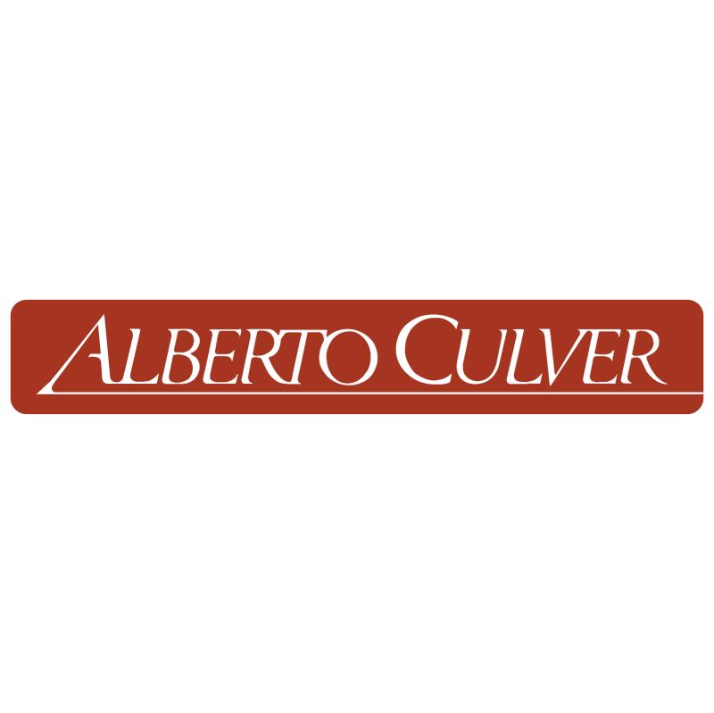 Alberto Culver vector
