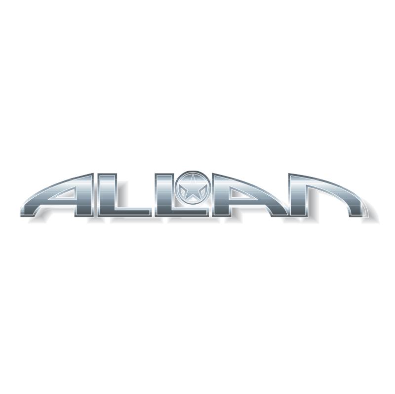 Allan 609 vector