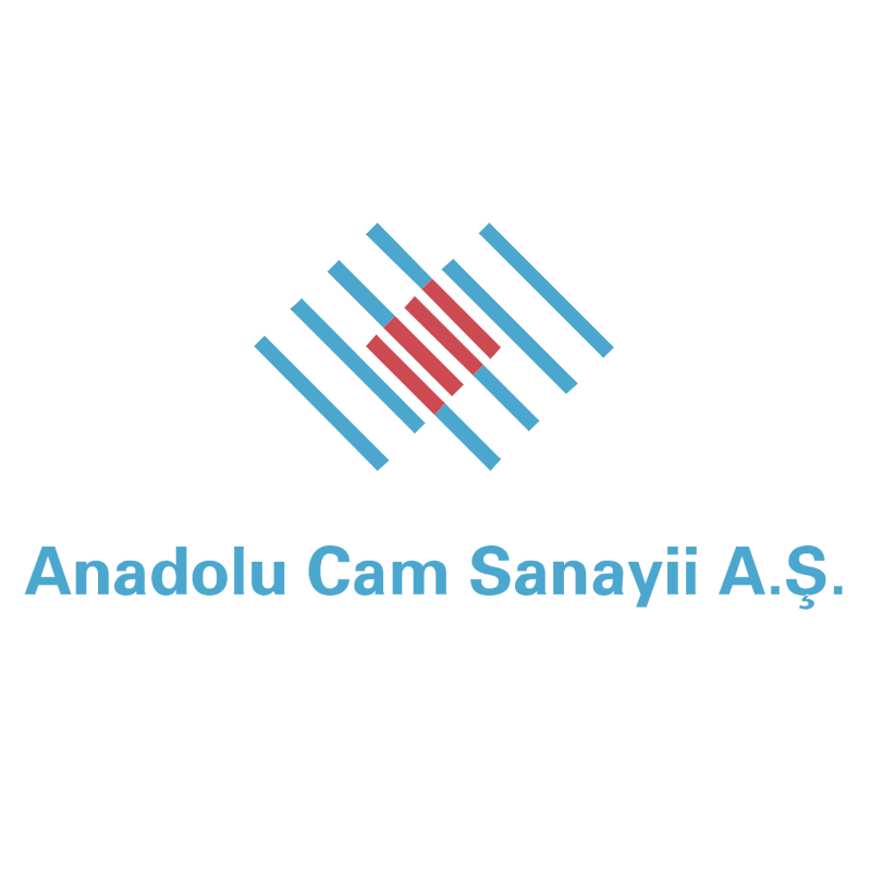 Anadolu Cam Sanayii vector