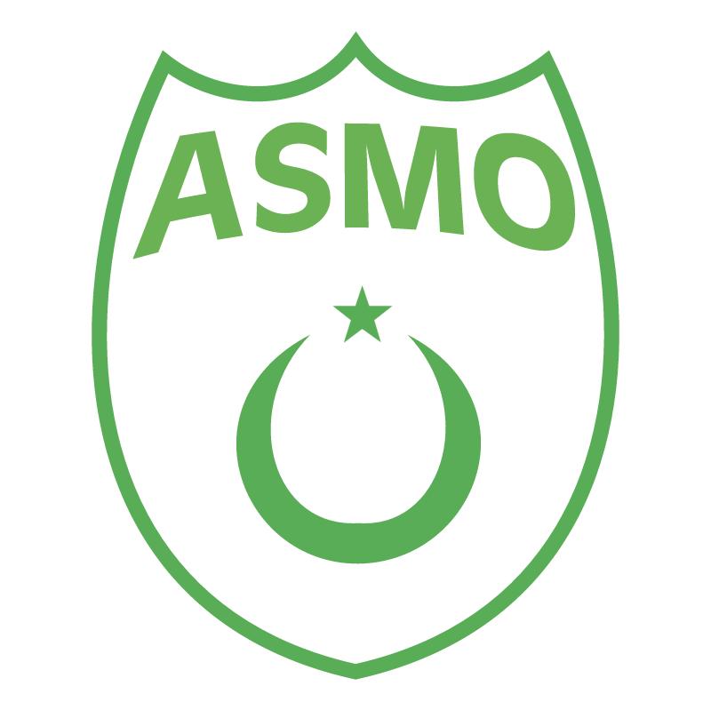 Association Sportive Musulmane D'Oran vector