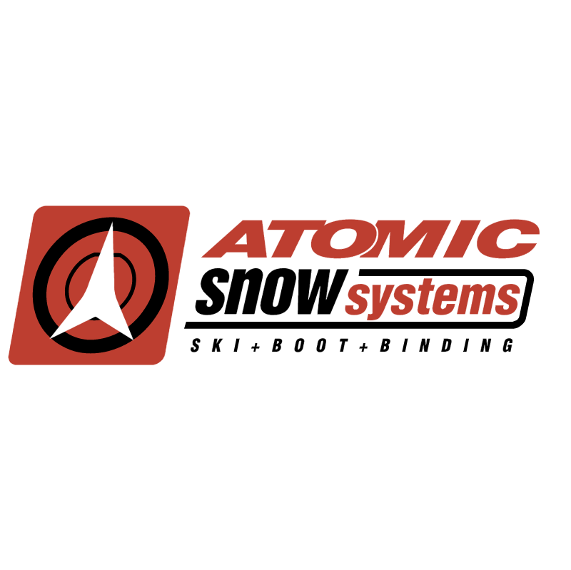 Atomic Snow Systems vector
