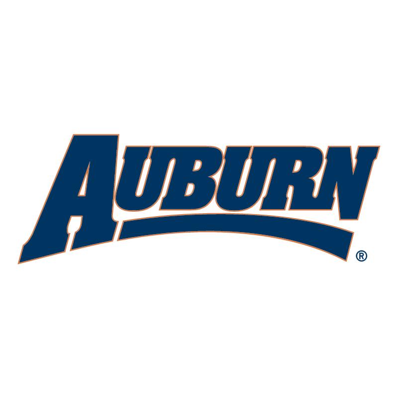Auburn Tigers vector
