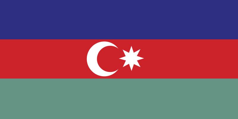 azerbaij vector