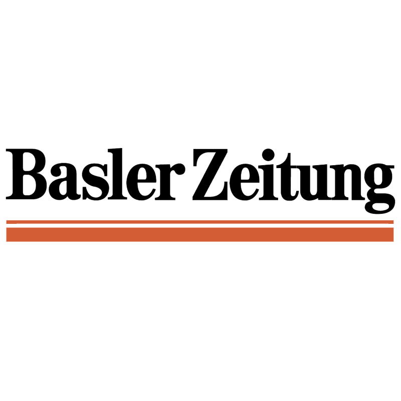 Basler Zeitung vector