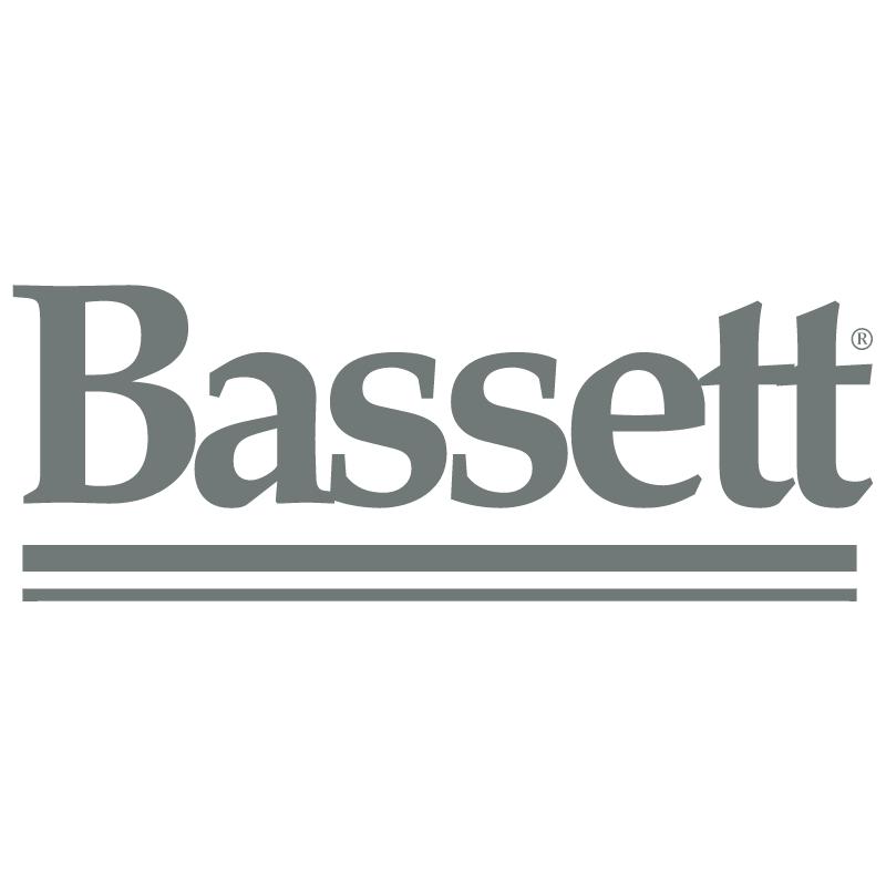 Bassett Furniture 24397 vector