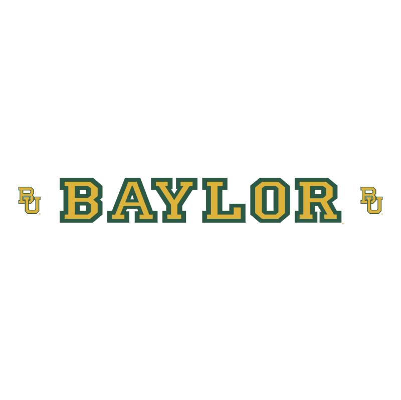 Baylor Bears 75992 vector