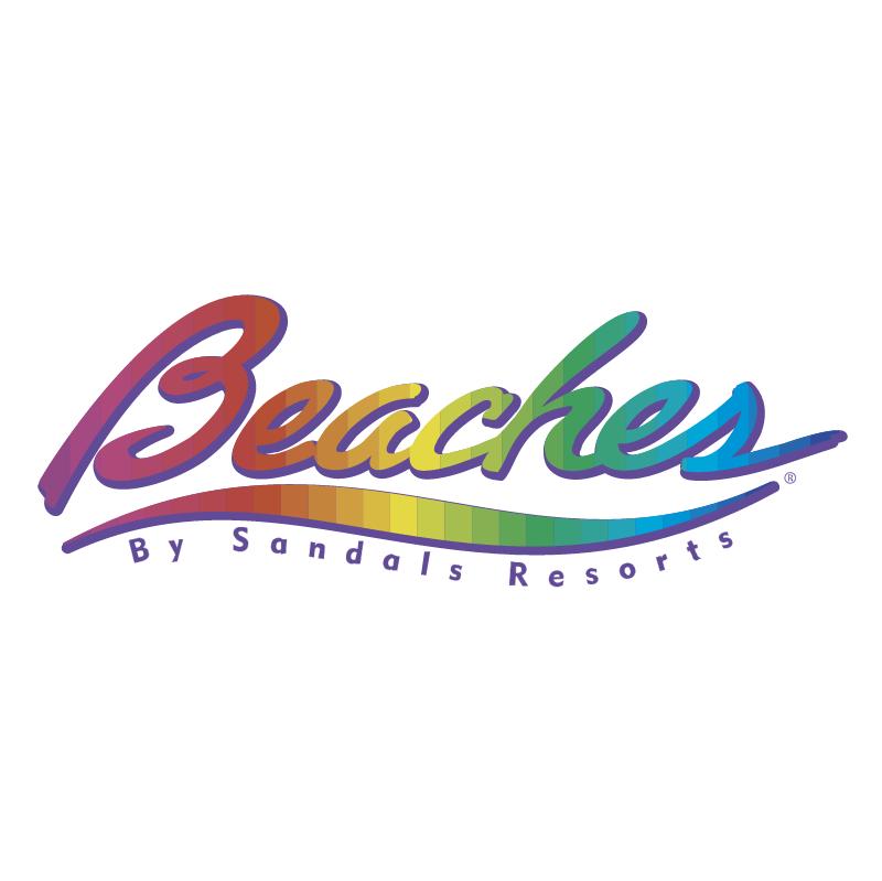 Beaches 60741 vector
