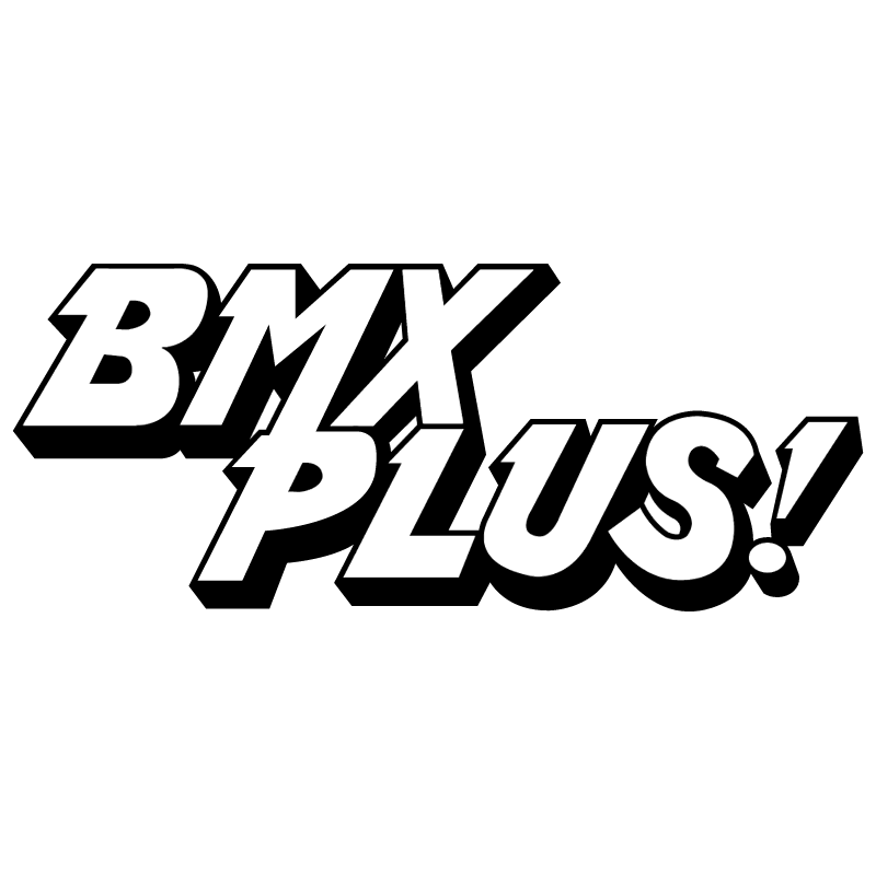 BMX Plus! 7236 vector logo