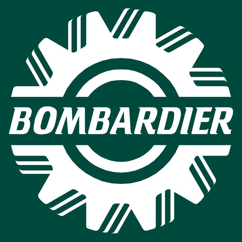 Bombardier logo vector