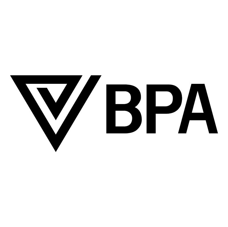 BPA vector logo