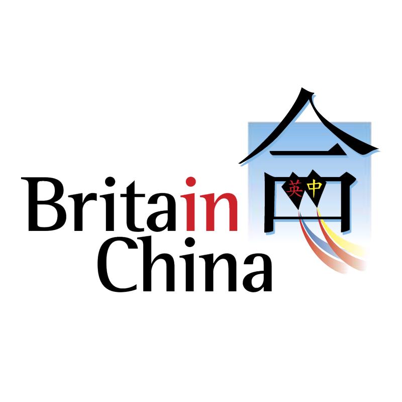 Britain China vector