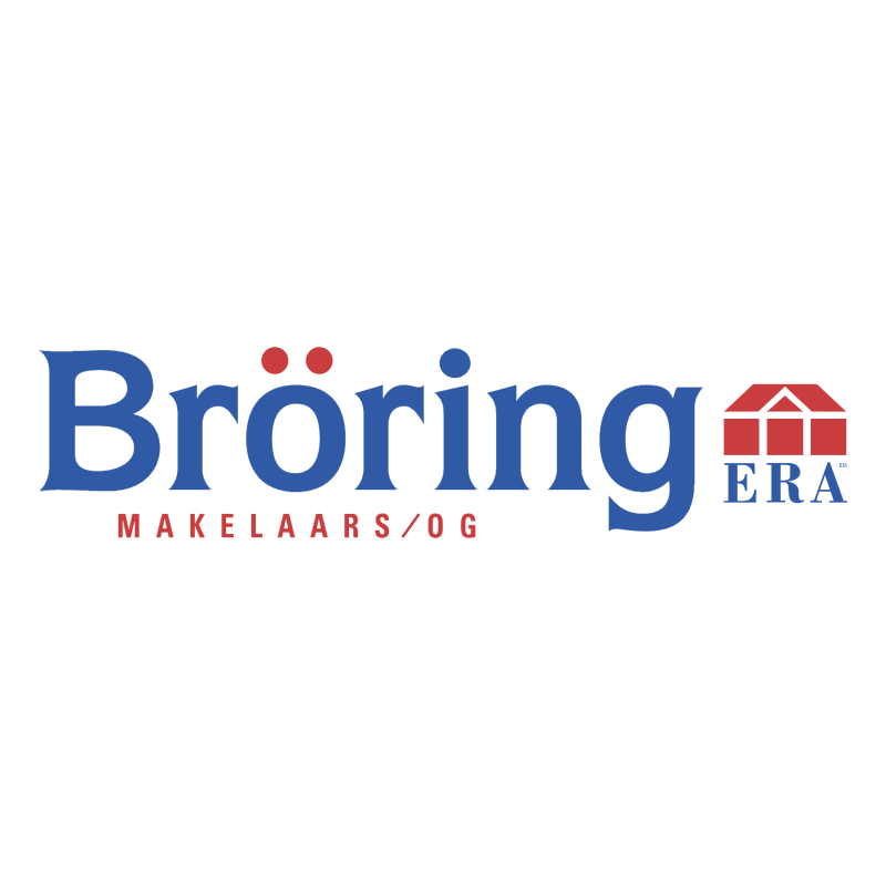Broring Makelaars vector logo