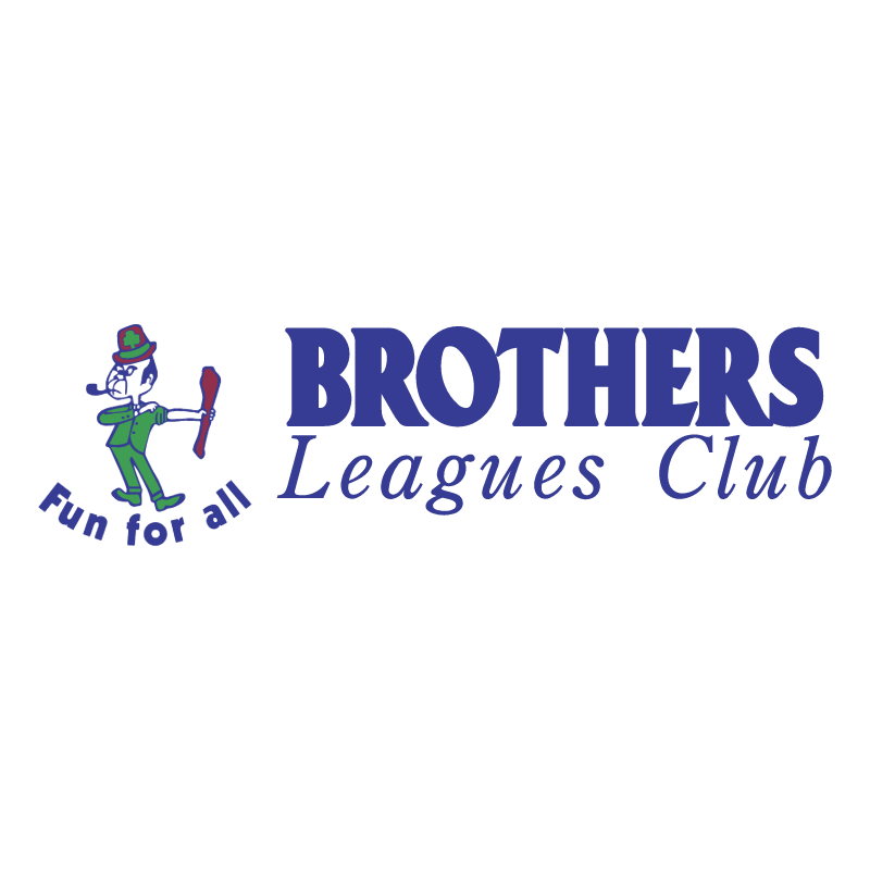 Brothers Leagues Club 55320 vector