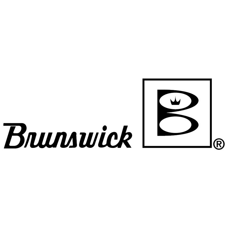 Brunswick Bowling 7242 vector