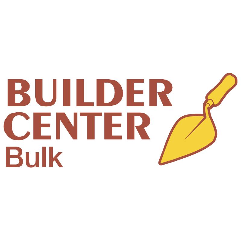 Builder Center Bulk vector