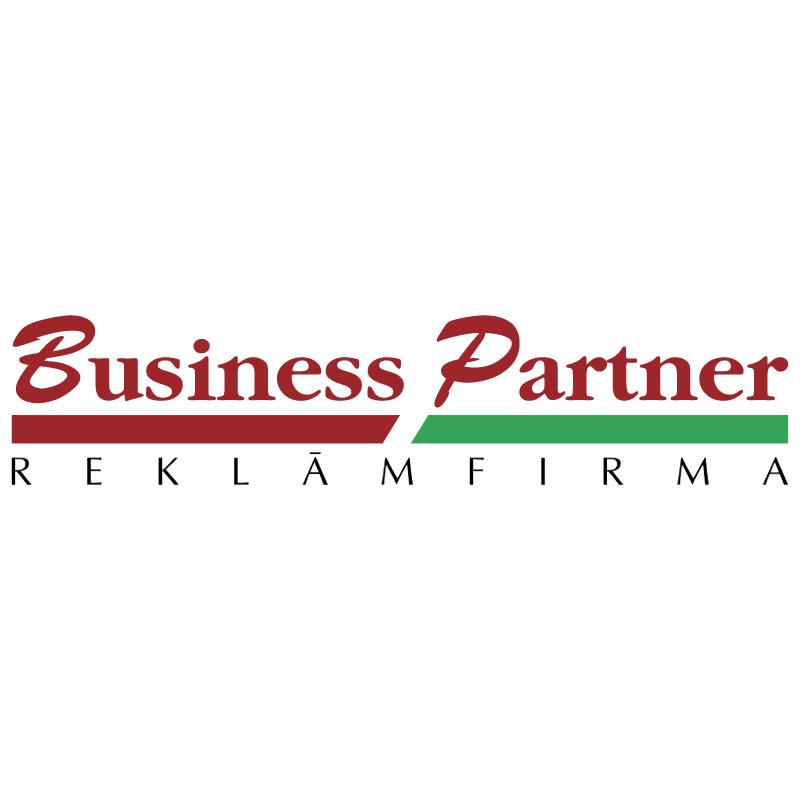 Business Partner vector